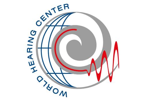 Logo Światowe Centrum Słuchu